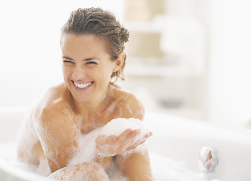 El MEJOR gel de baño sin SULFATOS, ni PARABENOS